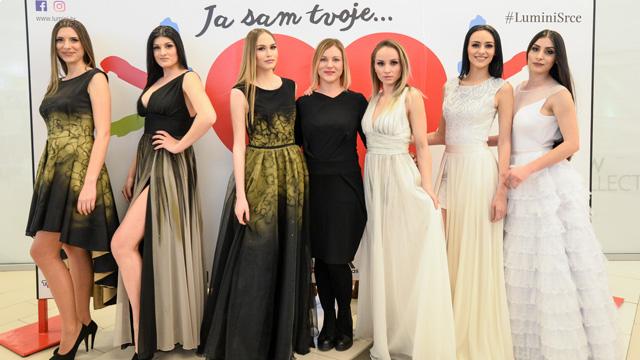 Dani vječanja u centru Lumini oduševili varaždinskim dizajnericama i salonima vjenčanica